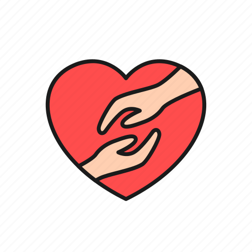care, charity, donation, love, marriage, relationship, wedding icon