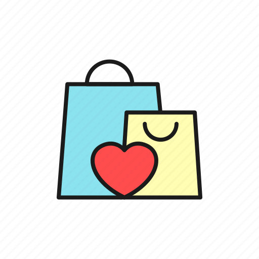 bag, love, marriage, shop, shopping, store, wedding icon