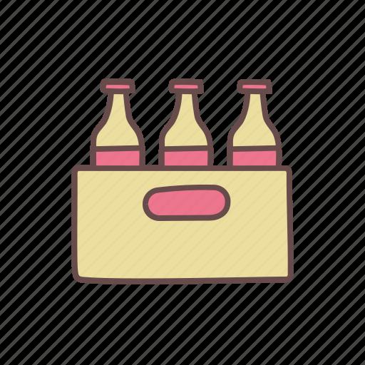 alcohol, bar, beer, beverage, bottle, drink, juice icon