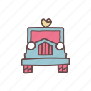 car, service, transport, transportation, travel, vacation, vehicle icon