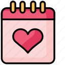 day, love, romance, wedding icon