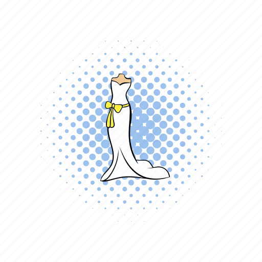 bride, card, comics, design, dress, fashion, wedding icon