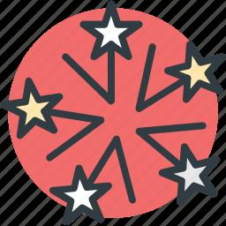 christmas snowflake, snowflake, snowflake ornament, snowing flake, winter decoration icon