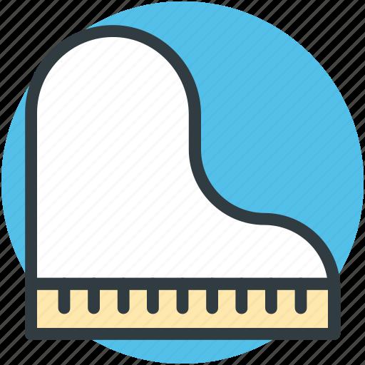 clavichord, grand piano, harpsichord, musical instrument, pianoforte icon