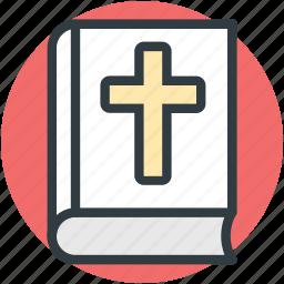bible, good book, gospel, religious book, scripture icon
