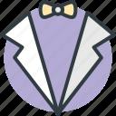 bow, bow necktie, bow tie, clothing, fashion, knot, necktie, tie, tie bow icon