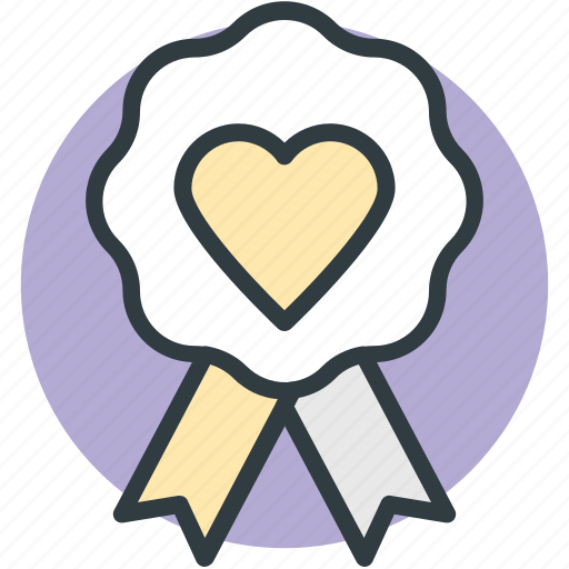 award badge, celebration, champion, insignia, valentine day, wedding, winner icon