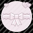 bride, garter belt, lingerie, marriage, wedding icon