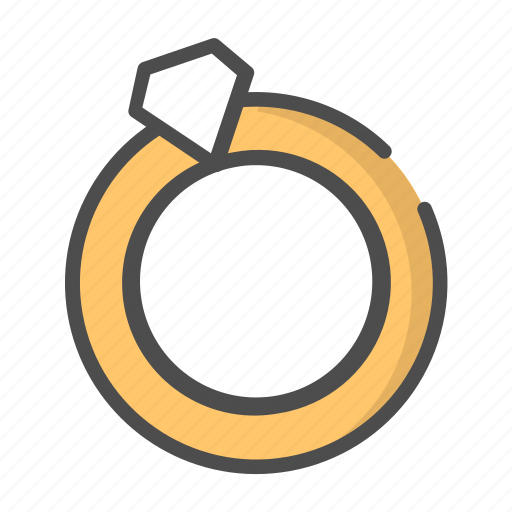 Diamond, jewel, jewelry, ring, wedding icon - Download on Iconfinder