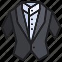 blazer, clothes, fashion, love, man, romance, wedding icon