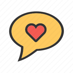 bubble, bubbles, chat, message, sign, speech, talk icon