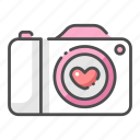 camera, photo, photographer, photography, studio, wedding icon