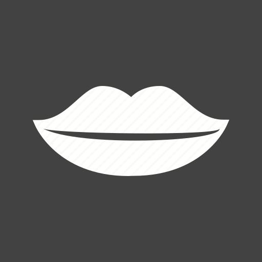 beauty, body, kiss, lips, lipstick, makeup, red icon