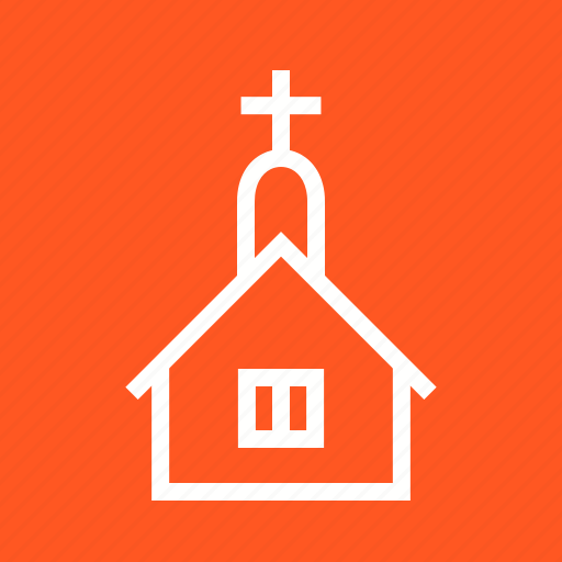 building, christian, christianity, church, cross, easter, religion icon