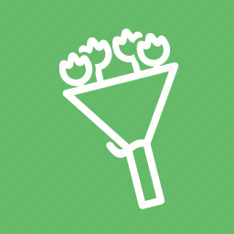 beautiful, beauty, bouquet, flower, flowers, green, nature icon