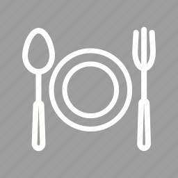 banquet, chair, decoration, dinner, party, table, wedding icon
