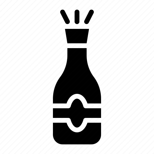 Bottle, champagne, drinks, wine icon - Download on Iconfinder