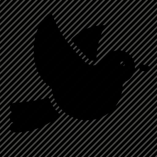 Animal, bird, dove, love, pigeon icon - Download on Iconfinder