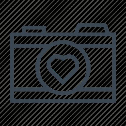 camera, image, media, photo, wedding icon