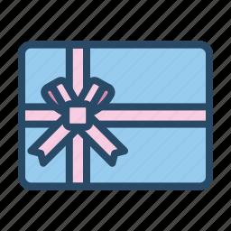 gift, present, valentine, wedding icon