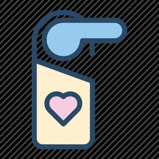 honey moon, hotel, love, message, room, wedding icon