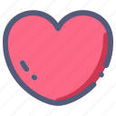 heart, like, love, valentine, wedding icon