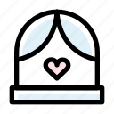 alter, arch, ceremony, marriage, vows, wedding