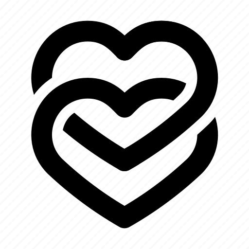 Hearts, love, marriage, romance, wedding icon - Download on Iconfinder