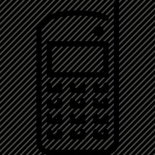 mobile, nokia, old, old phone, retro, technology icon