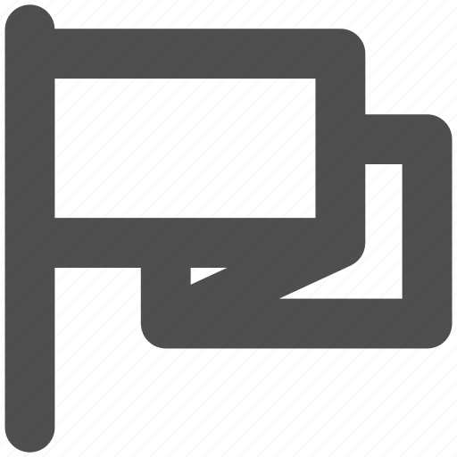 app, flag, web, website icon