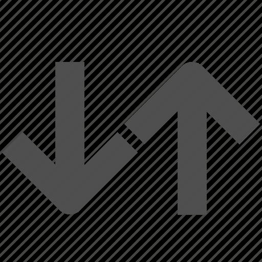 app, arrow, oppose, web, website icon