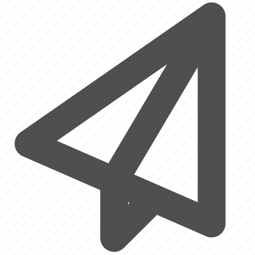app, paper plane, plane, web, website icon