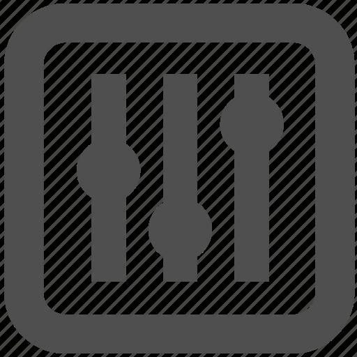 app, control, setting, web, website icon