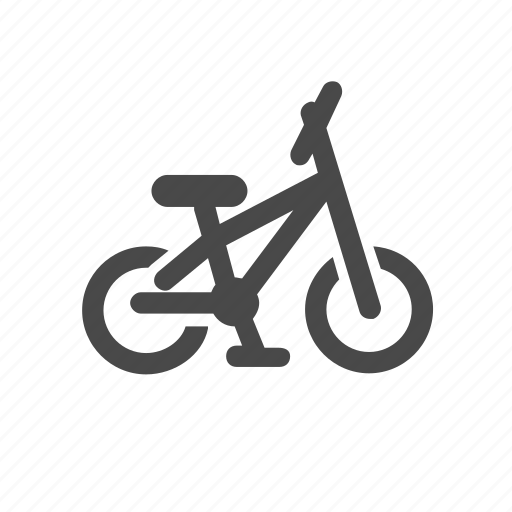 bicycle, bike, classic, individual, sport, transport, wheels icon