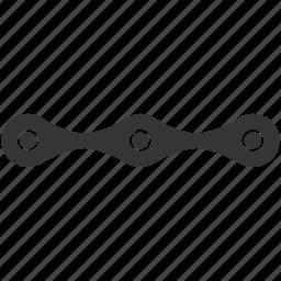 car, chain icon
