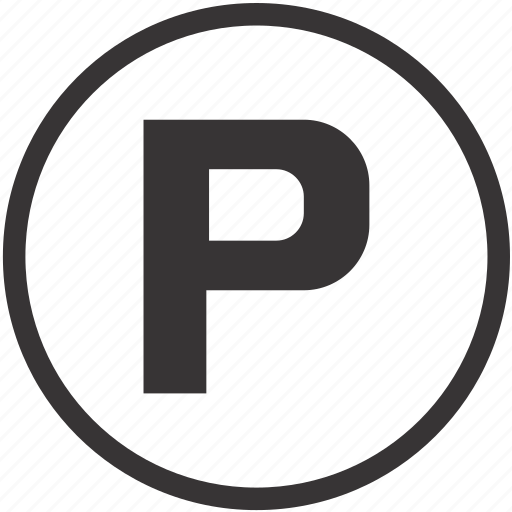 automobile, car, motor, parking, vehicle icon