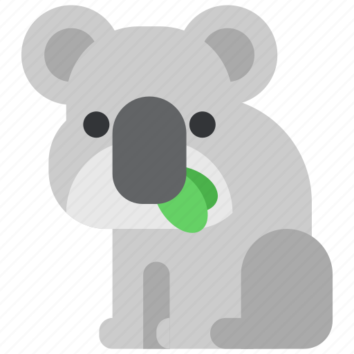 animal, beast, coala, fauna, wild, wildlife icon