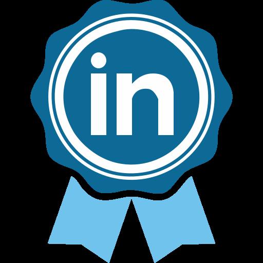 linkedin, social, social media, social network icon
