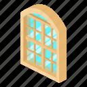 frame, house, isometric, object, restaurant, white, window