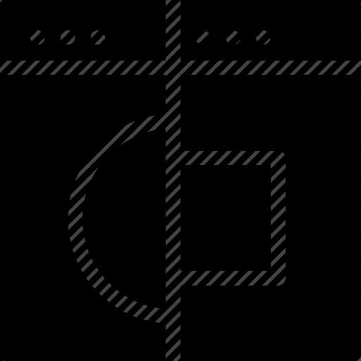 browser, creative, divide, document, duplicate, grid, multiple, page, shape, split, split-window, window icon