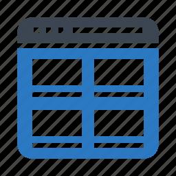 browser, internet, online, webpage, window icon
