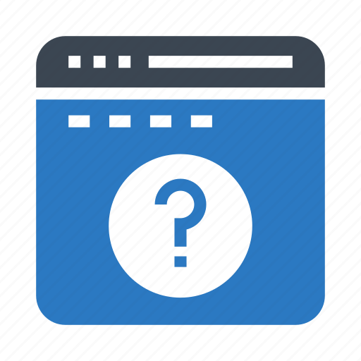 help, internet, online, webpage, window icon