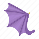 animal, art, bat, cartoon, halloween, vampire, wing icon