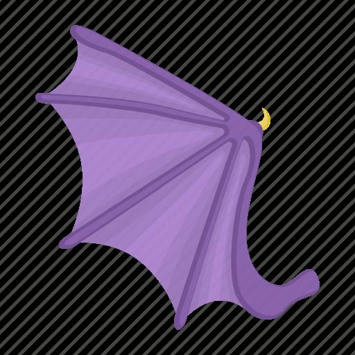 animal, art, bat, cartoon, halloween, vampire, wing icon