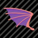 cartoon, character, dragon, fantasy, imagination, tattoo, wing icon