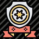 shield, prize, award, winners, champion