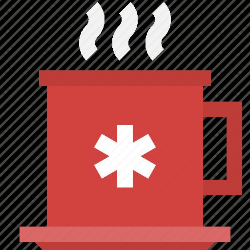 chocolate, coffee, cup, mug icon
