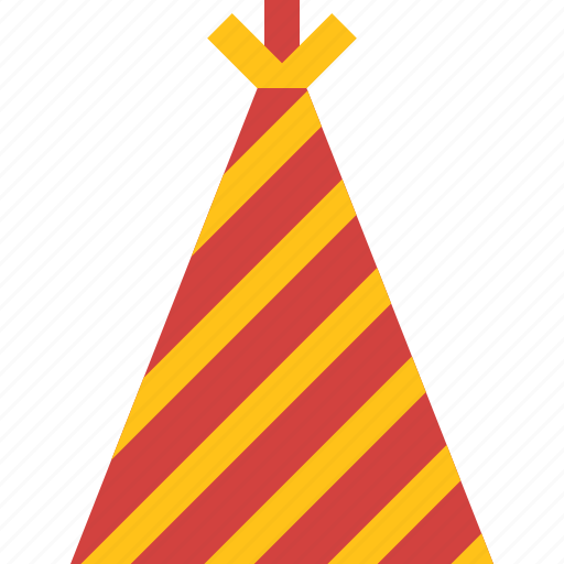 celebration, cone, hat, party icon