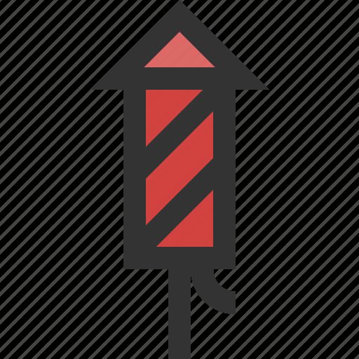 festival, firecracker, firework, rocket icon