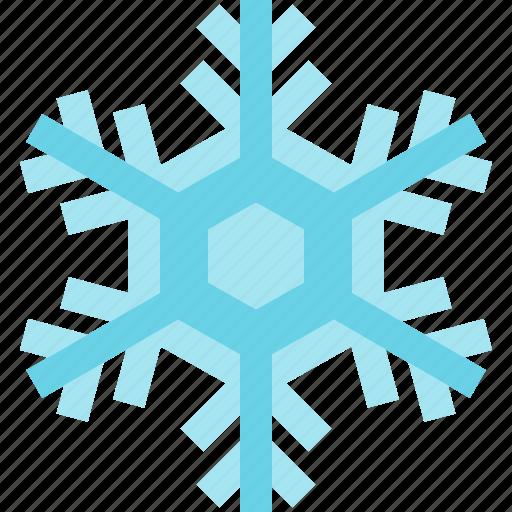 ice, snow, snowflake, winter icon